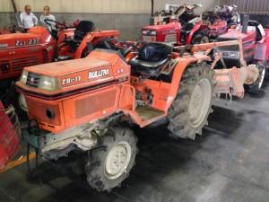 B1-17 4WD