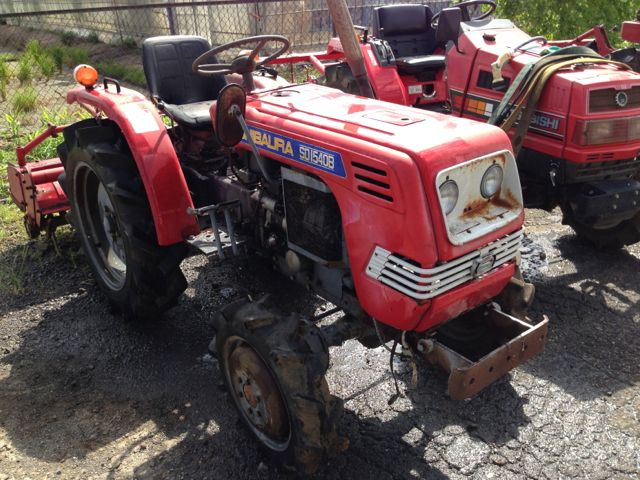 SD1540B 4WD